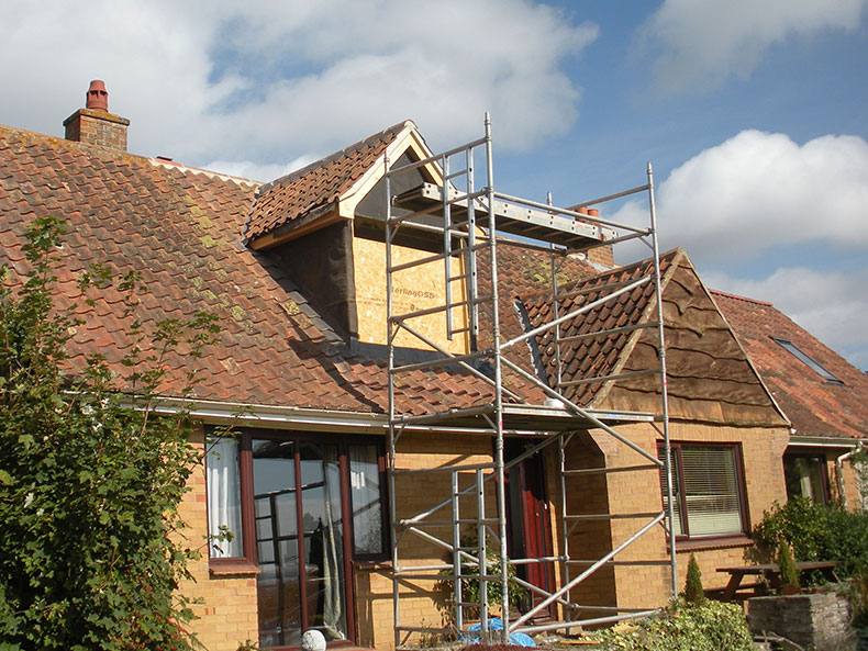 Bat Survey, Mitigation and Licensing for Development Works at House in Hestercombe, near Taunton, Somerset